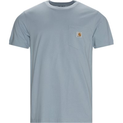 Pocket Tee Regular | Pocket Tee | Blå